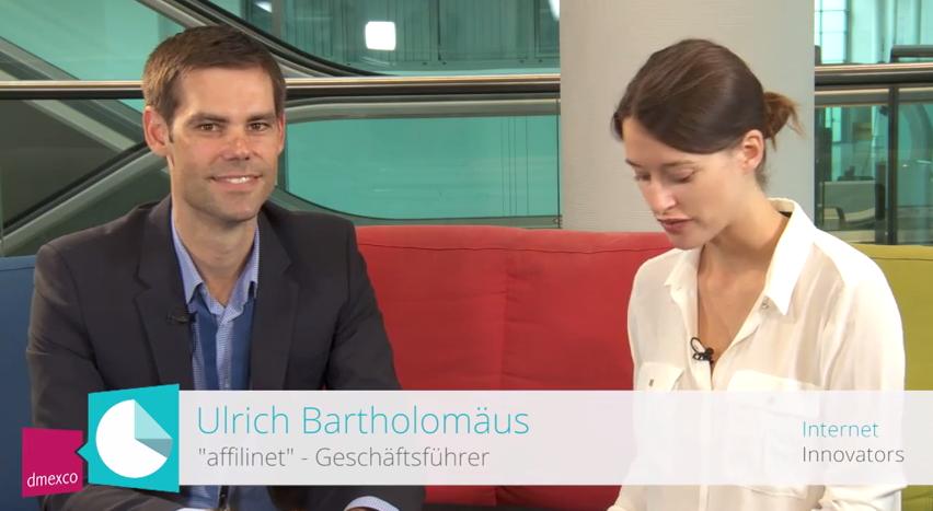 Affilinet-Geschäftsführer Ulrich Bartholomäus im Interview