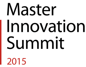 Master Innovation Summit 2015 Logo