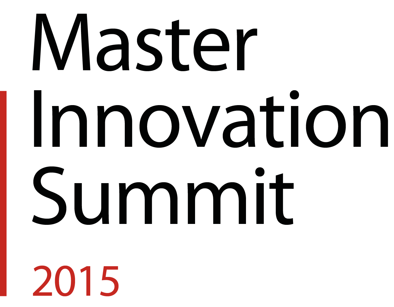 Master Innovation Summit 2015