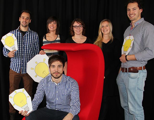 Team 2 - Master Innovation Summit 2015