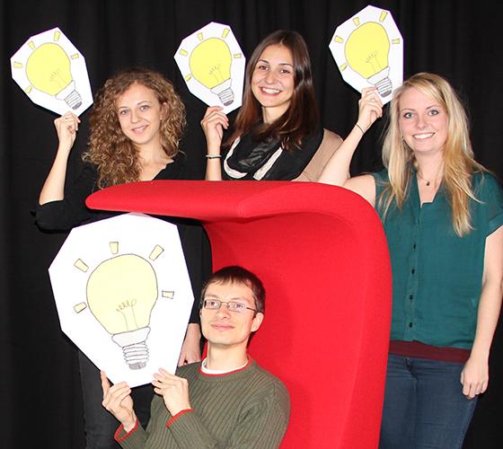 Team 1 - Master Innovation Summit 2015