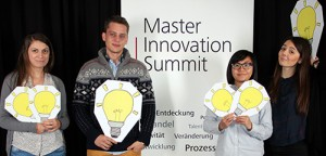 Team 4 - Master Innovation Summit 2015