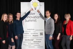 Team 3 - Master Innovation Summit 2015
