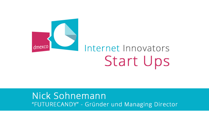 Elevator Pitch der FUTURECANDY UG