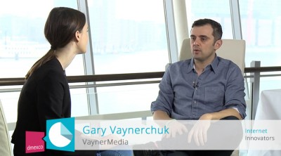 The interview with Gary Vaynerchuk
