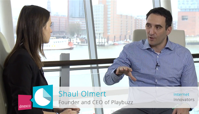 Playbuzz – one of Israel's successful startup-exports