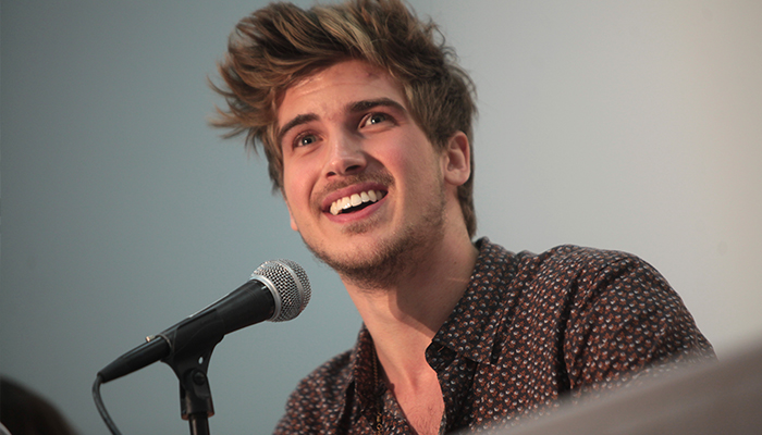 YouTuber Joey Graceffa