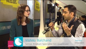 The interview with Vishnu Balchand