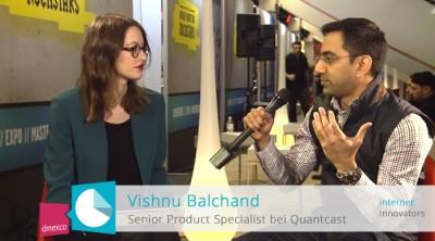 The interview with Vishnu Balchand
