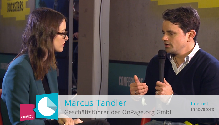 Interview mit Marcus Tandler