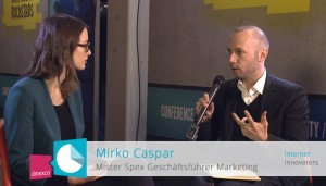 Interview mit Mirko Caspar auf der Online Marketing Rockstars Conference