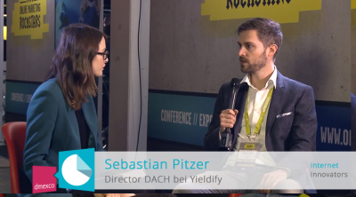 Interview mit Sebastian Pitzer auf der Online Marketing Rockstars Conference