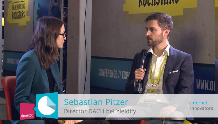 Interview mit Sebastian Pitzer auf der Online Marketing Rockstars Conference
