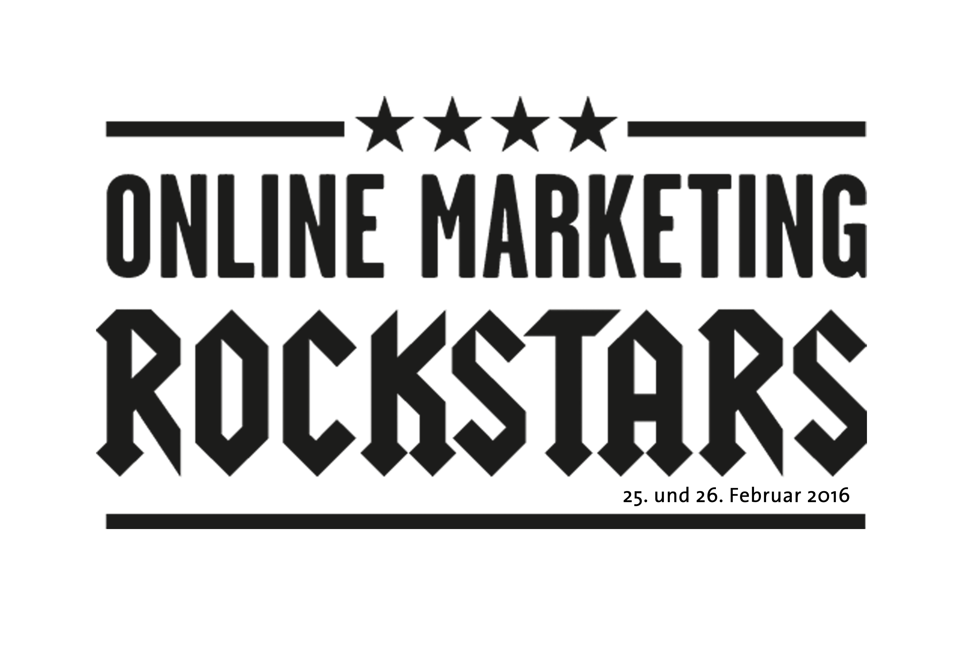 Online Marketing Rockstars 2016 – Ende Februar in Hamburg