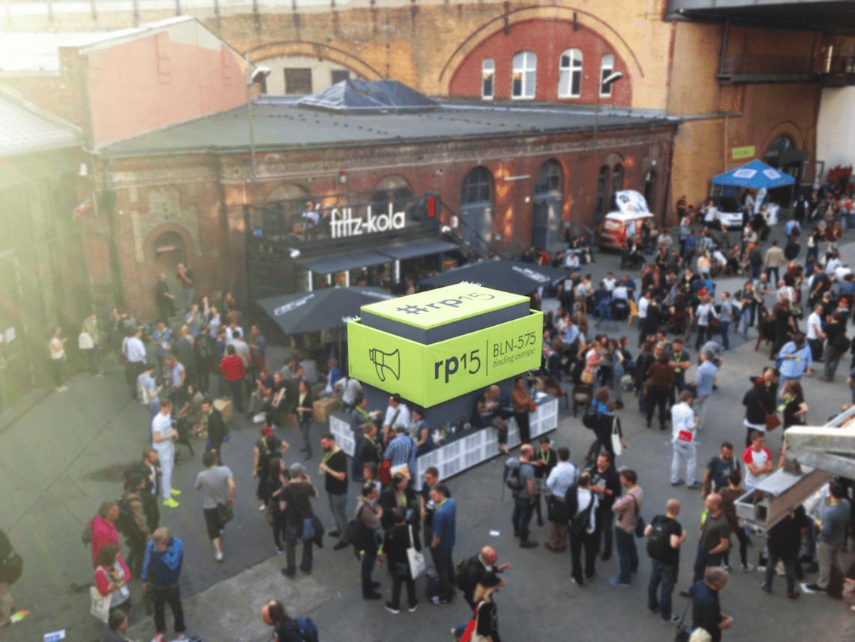 re:publica 2015 – Digitales Klassentreffen in Berlin