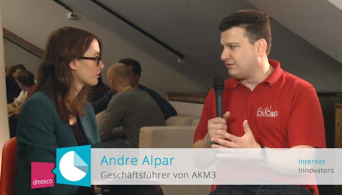 Andre Alpar im Interview