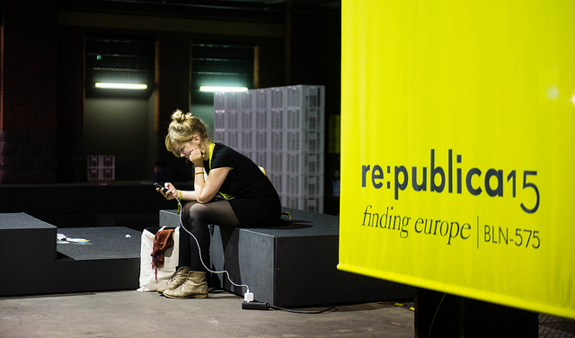 re:publica – Herausforderungen des Erfolgs