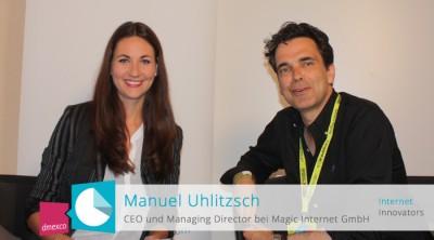 Manuel Uhlitzsch im Interview