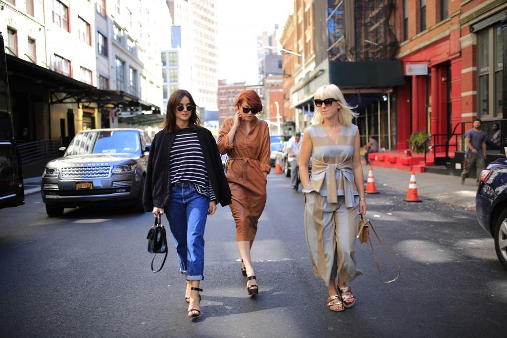 Lena, Lisa und Tanja von Blogger Bazaar