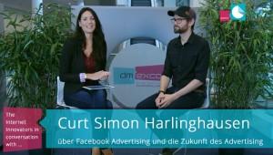 Curt Simon Harlinghausen auf der dmexco 2015