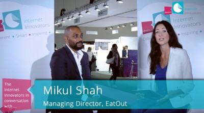 Interview with Mikel Shah dmexco 2015