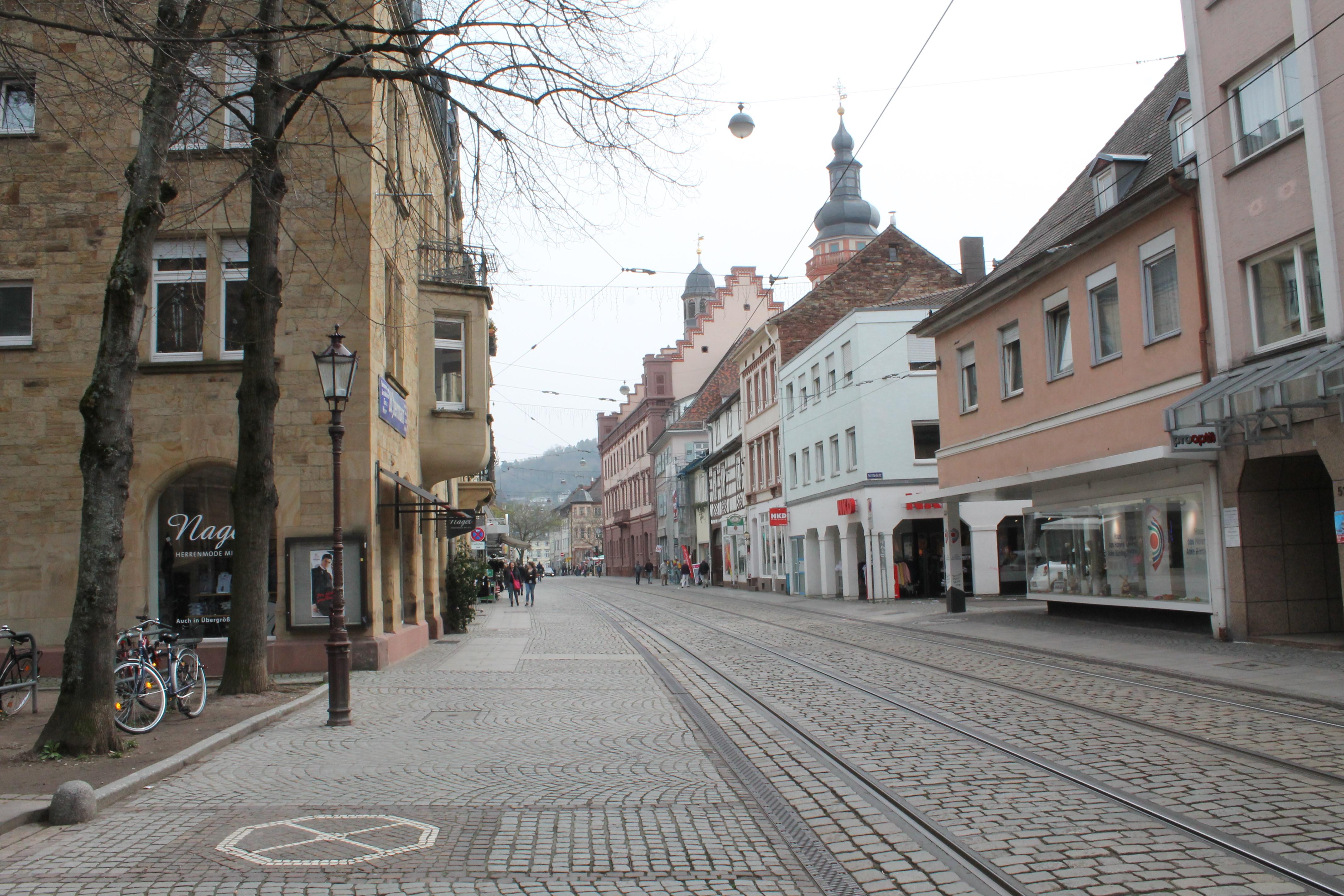Einkaufsstraße Karlsruhe-Durlach