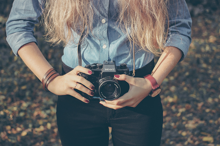 Fotos und Grafiken sind im Marketing unverzichtbar