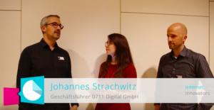 Im Interview mit der 0711 Digital GmbH