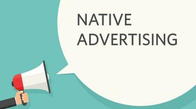 NativeAdvertising Infografik