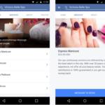 Neue Seitenfunktionen für Dienstleister und Shops
