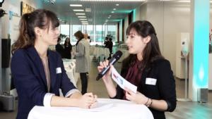 Alina Schröder im Interview beim Stuttgarter Medienkongress 2015