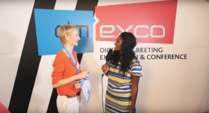 Interview mit Harriet Oerkwitz bei dmexco 2016