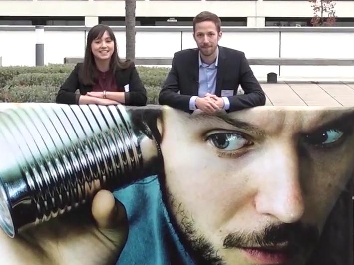 Internet Innovators auf dem Stuttgarter Medienkongress 2016