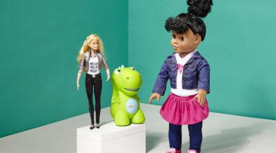 Die Hello Barbie als Smart Toy besitzt eine Spracherkennungssoftware