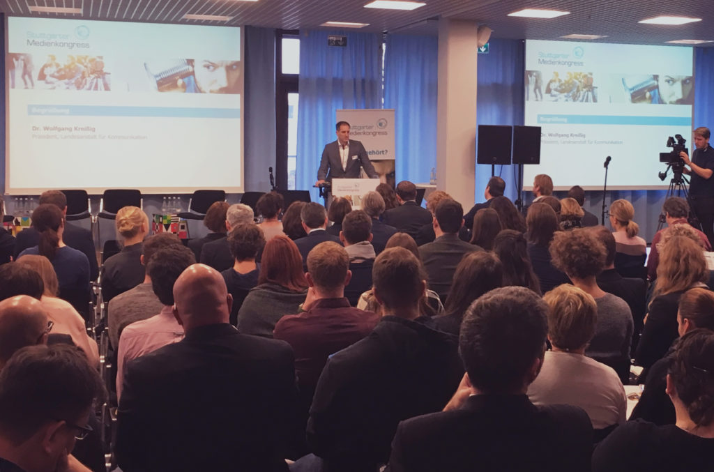 Stuttgarter Medienkongress 2017