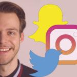 Snapchat, Instagram & Co.: Warum es ohne digitales Marketing nicht mehr geht