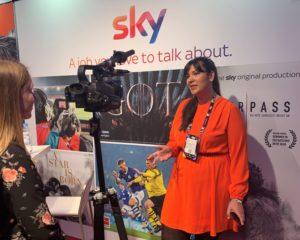 Mareike Kapoor über die Auswirkungen der Digitalisierung auf das Geschäftsmodell von Sky Deutschland.