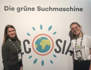 Im Interview mit Ecosia