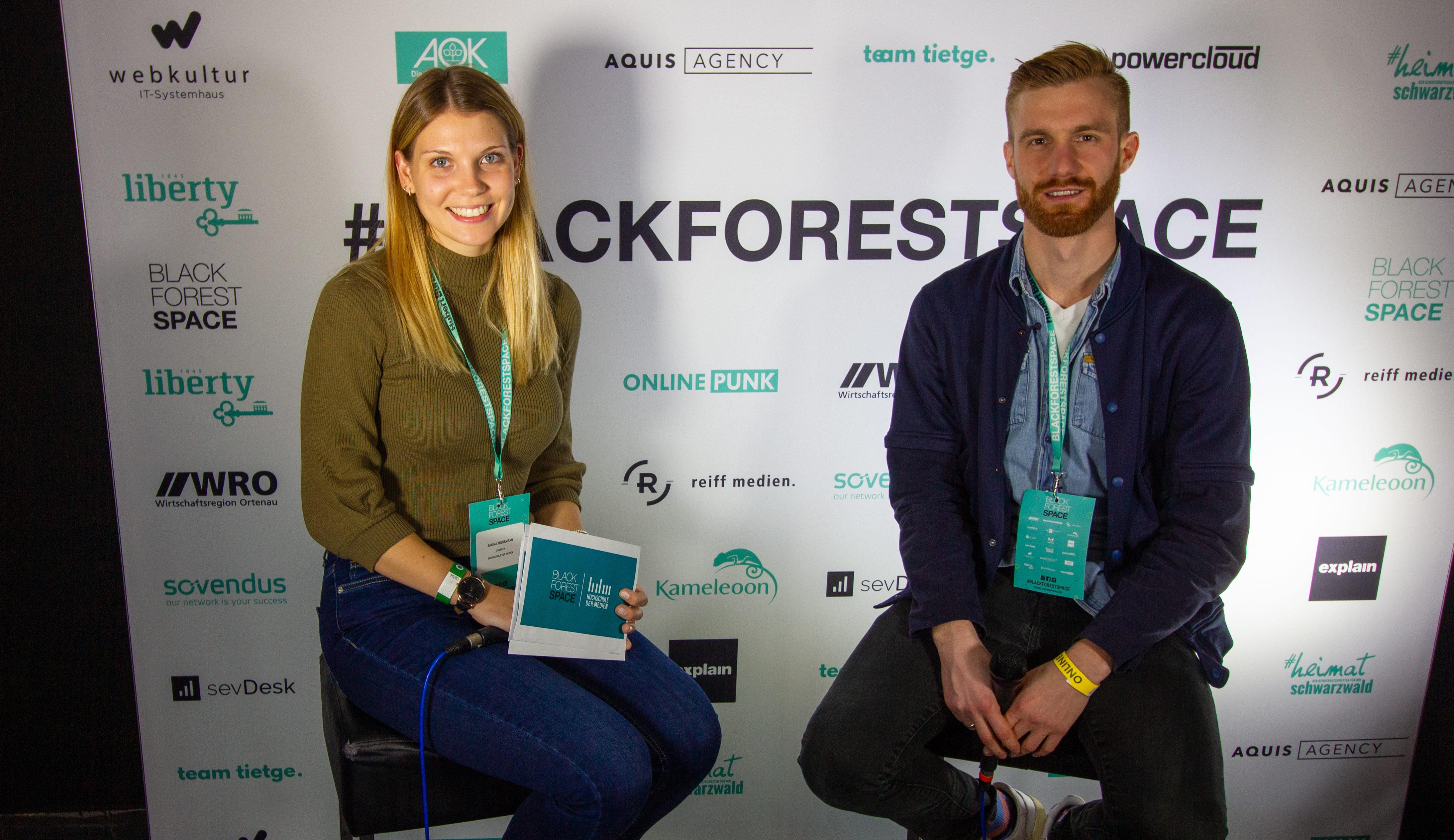 Black Forest Space 2019: Richtig Präsentieren | Jonas Keller von Explain im Interview